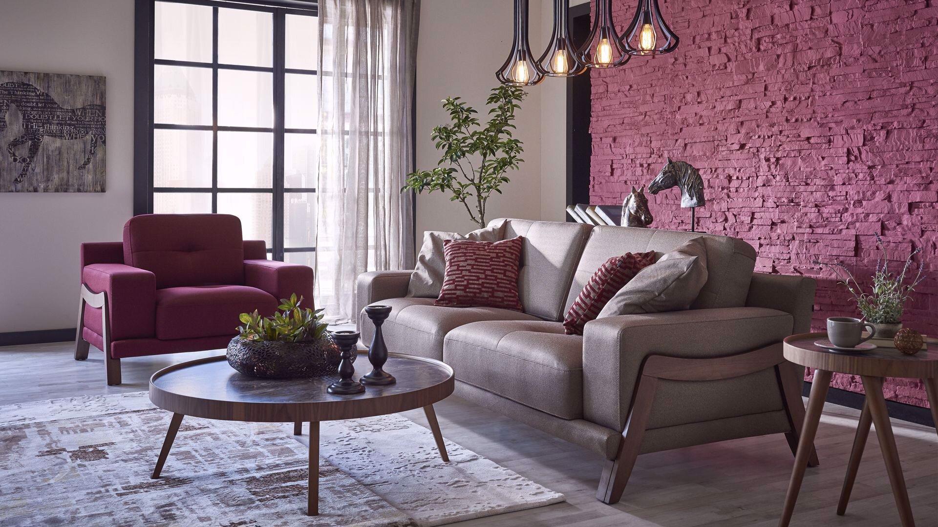 Carlino 3 Seater Sofa