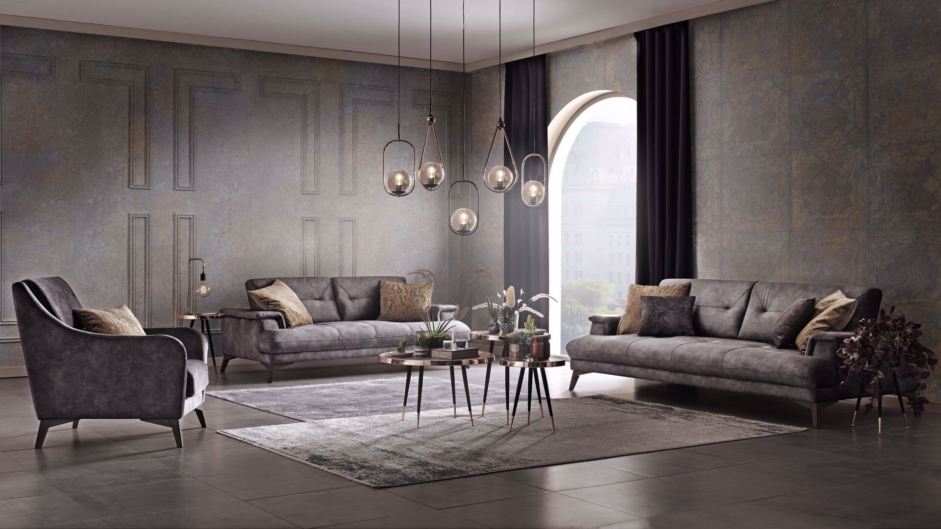 Monarch Prime 3 Seater Sofa Bed