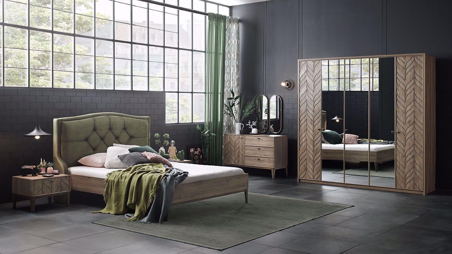 Piante Bedroom Set