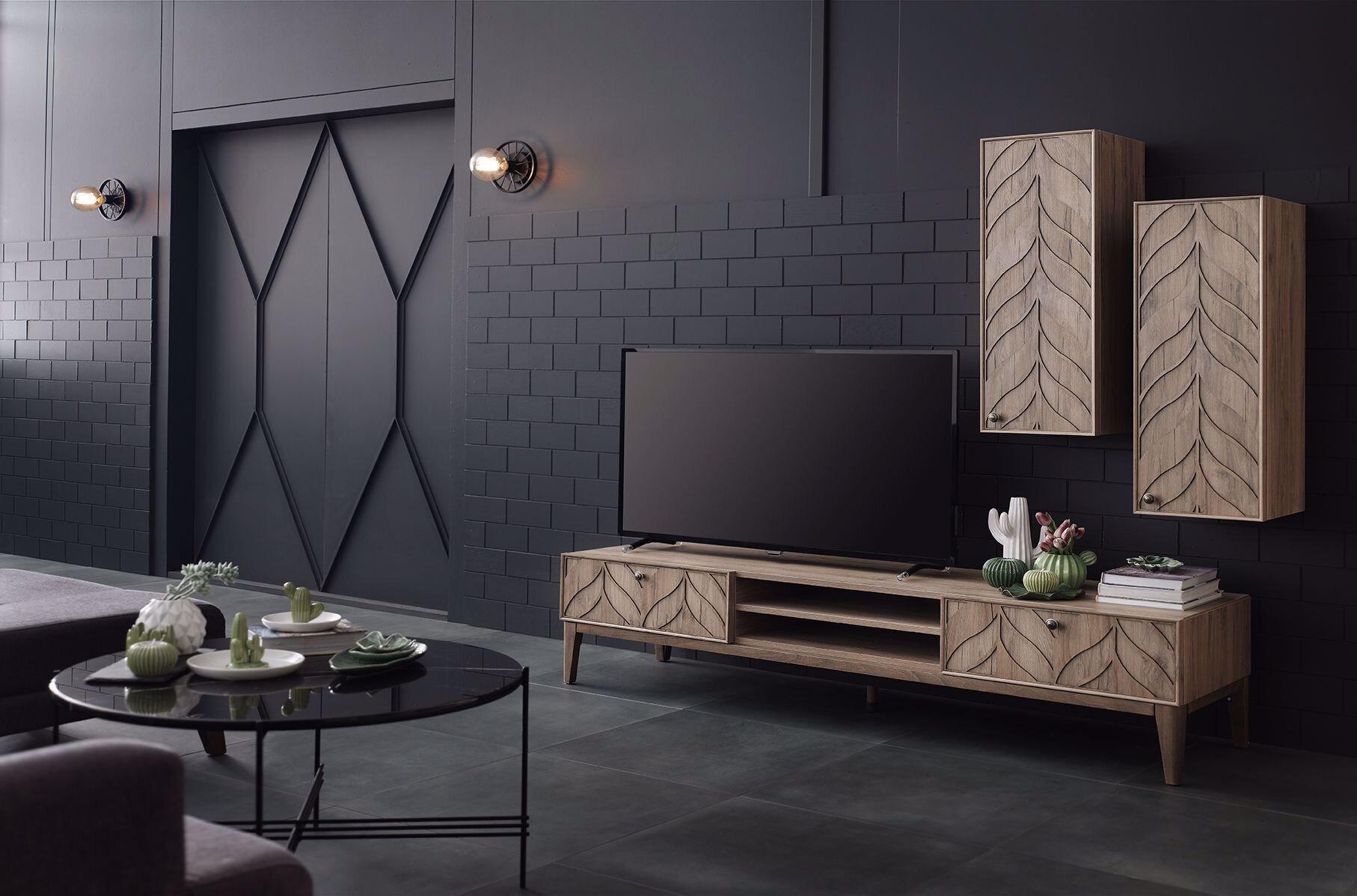 Pıante Tv Ünı̇tesı̇ Alt