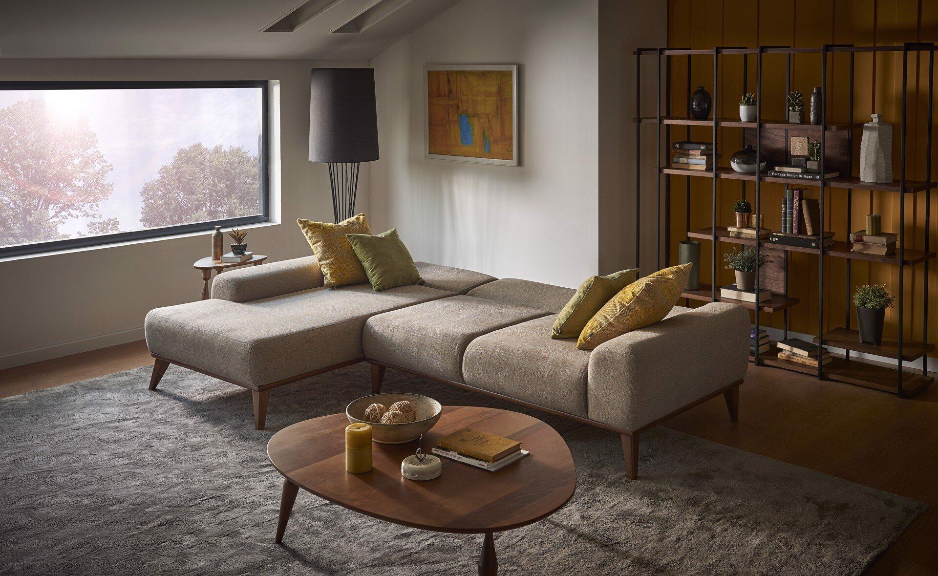 Forte Corner Sofa
