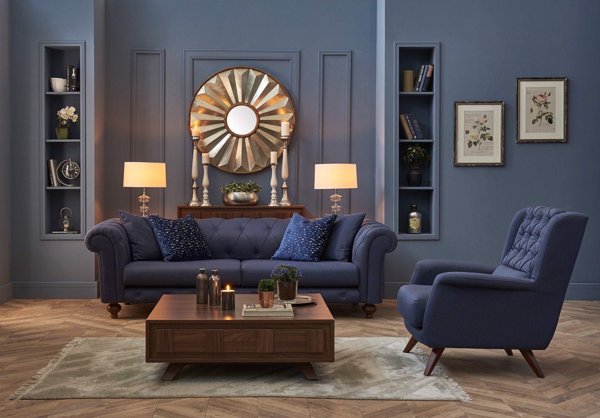 Bristol Chester Sofa Set