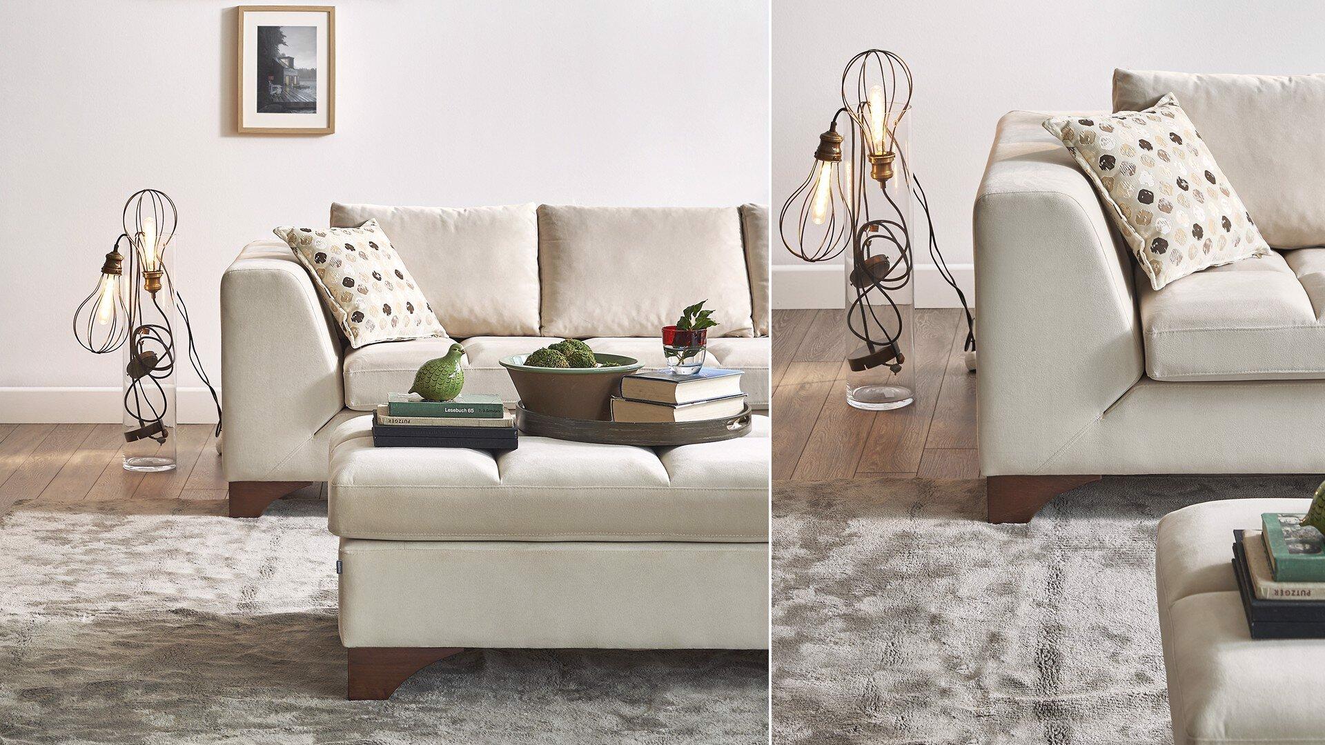 Lucca Sectional Sofa Set