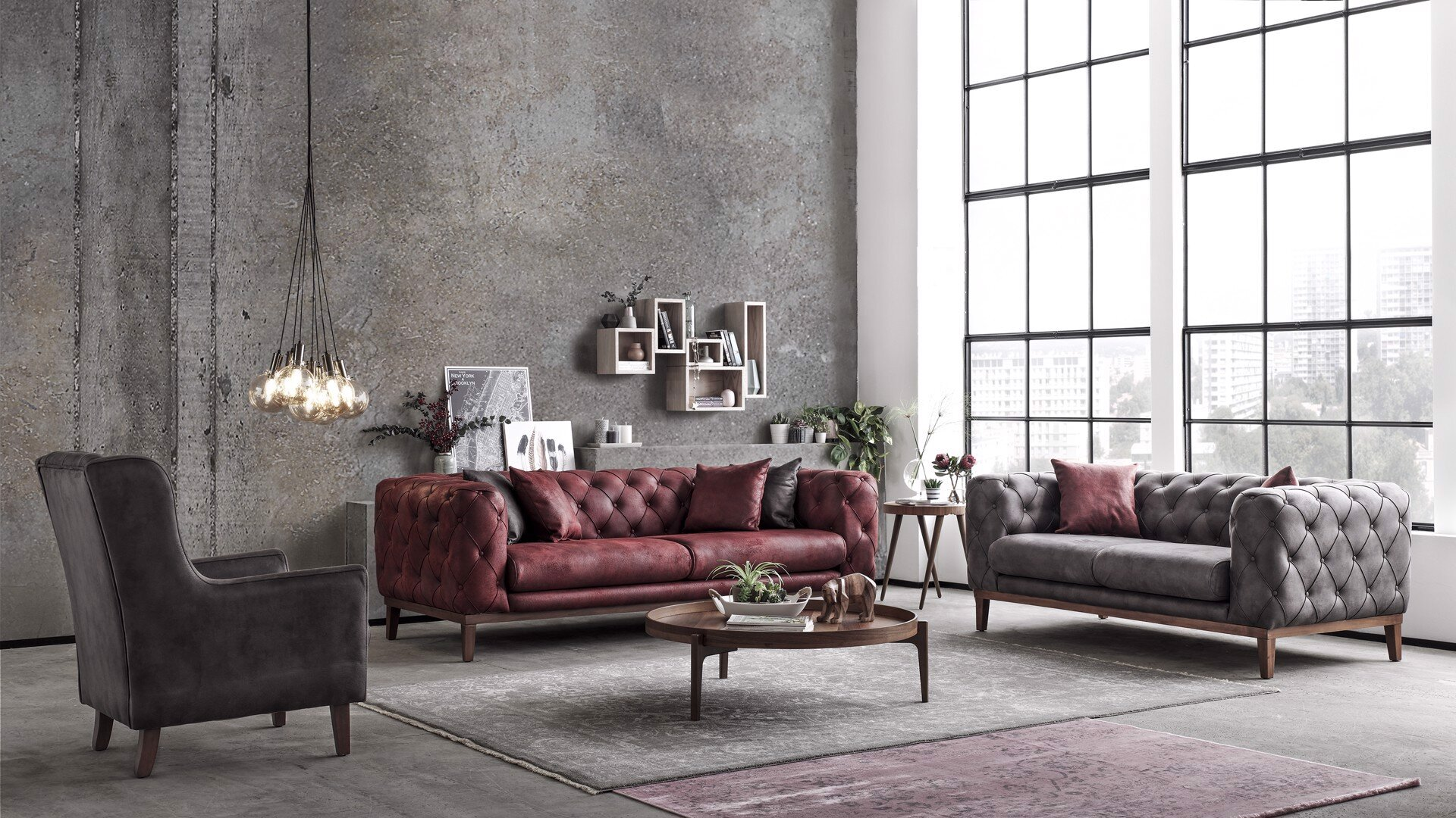 Lounge Berjer