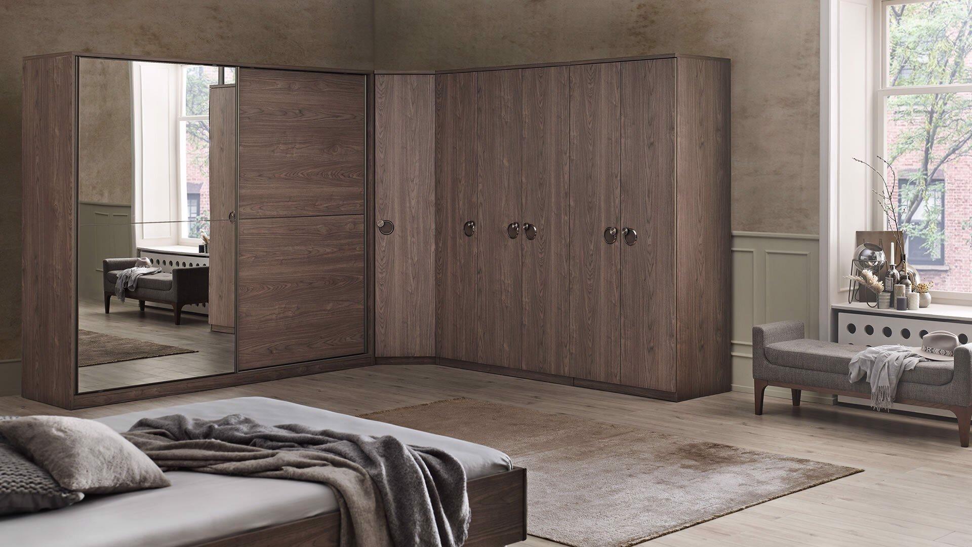 Clara Wardrobe With 2 Sliding Doors
