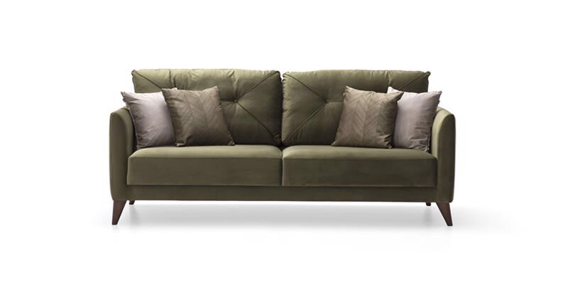 Mantini Three Seater Sofa
