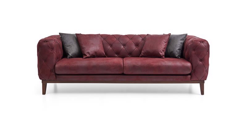 Lounge Three Seater Sofa