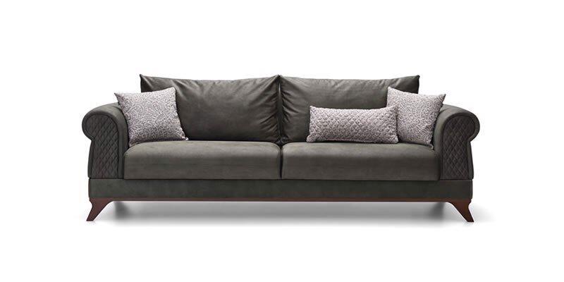Ravenna Three Seater Sleeper Sofa