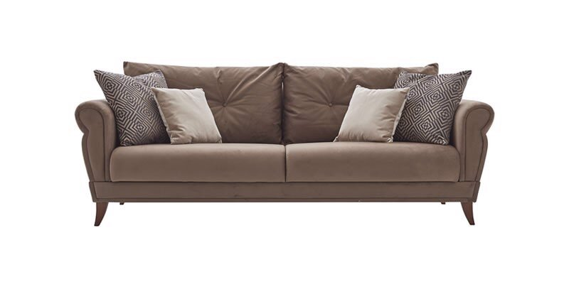 Clarissa Three Seater Sleeper Storage Sofa