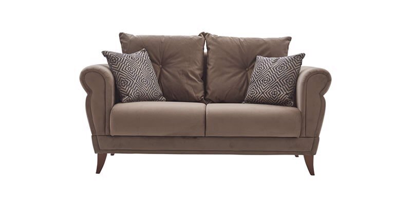 Clarissa Two Seater Sleeper Storage Sofa