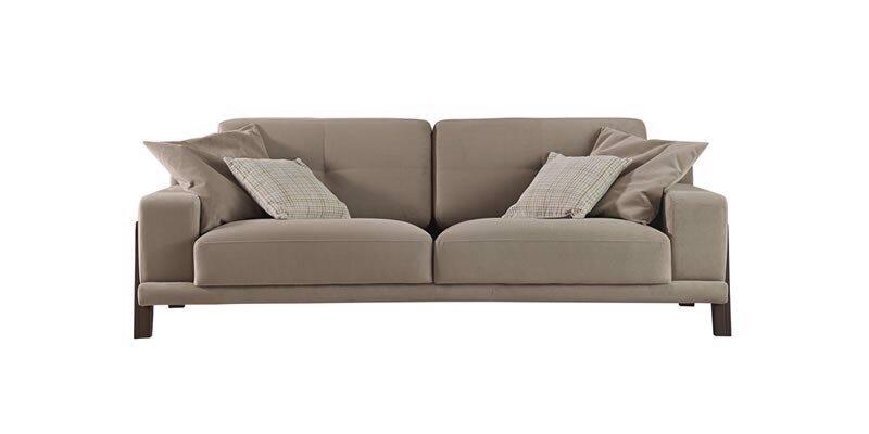 CARLINO TRIPLE SEAT SOFA