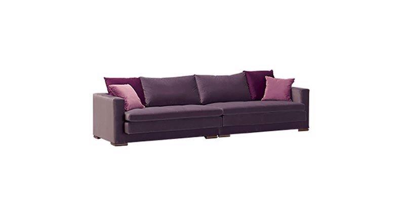 Pearl Four Seater Sofa