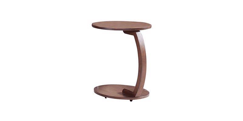 Mixx Side Table Walnut