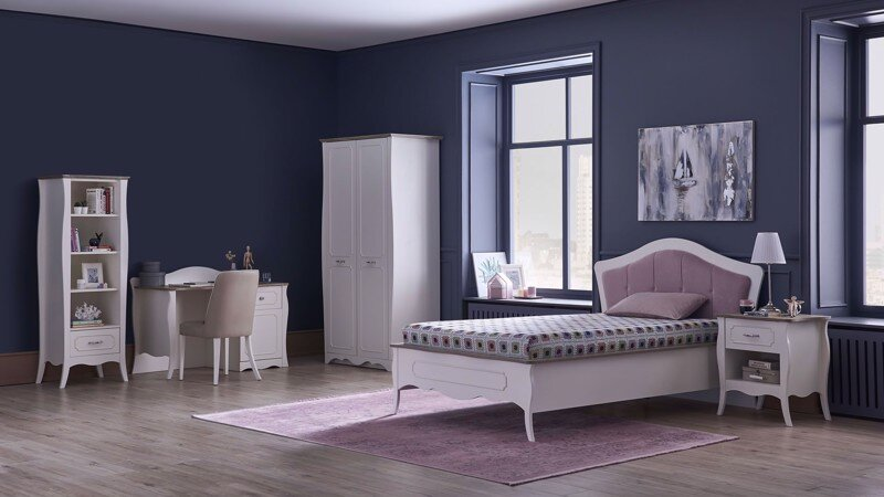 RIENA YOUNG 120x200 BEDSTEAD