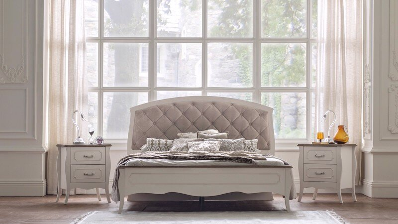 RIENA DOUBLE BED FRAME (160X200)