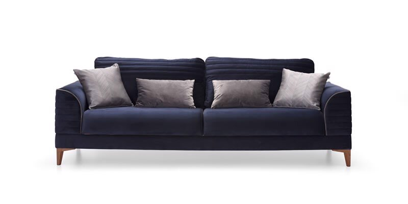 Gloria Three Seater Sleeper Storage Sofa