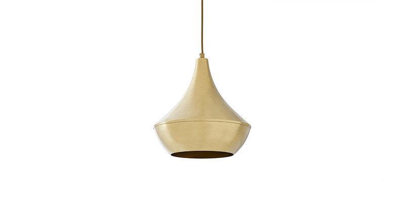 Ravenna Gold-1 Pendant