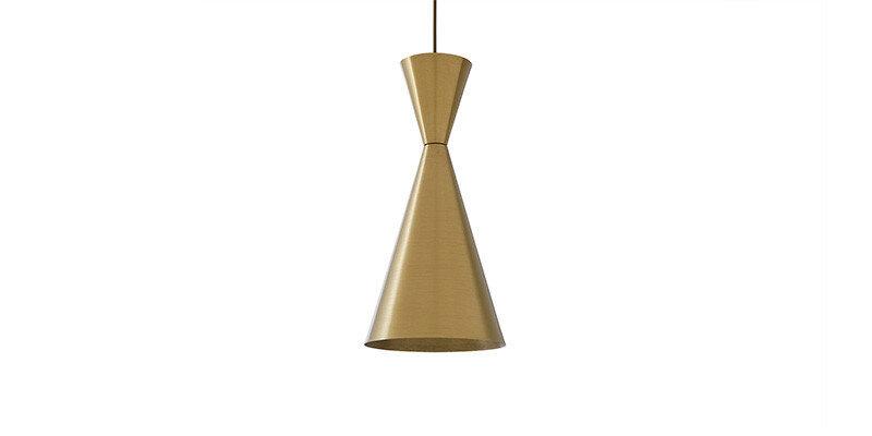 Ravenna Gold-2 Pendant