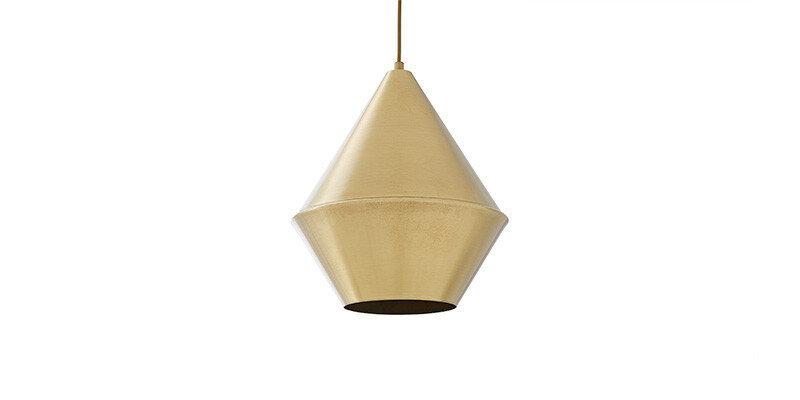 Ravenna Gold-4 Pendant