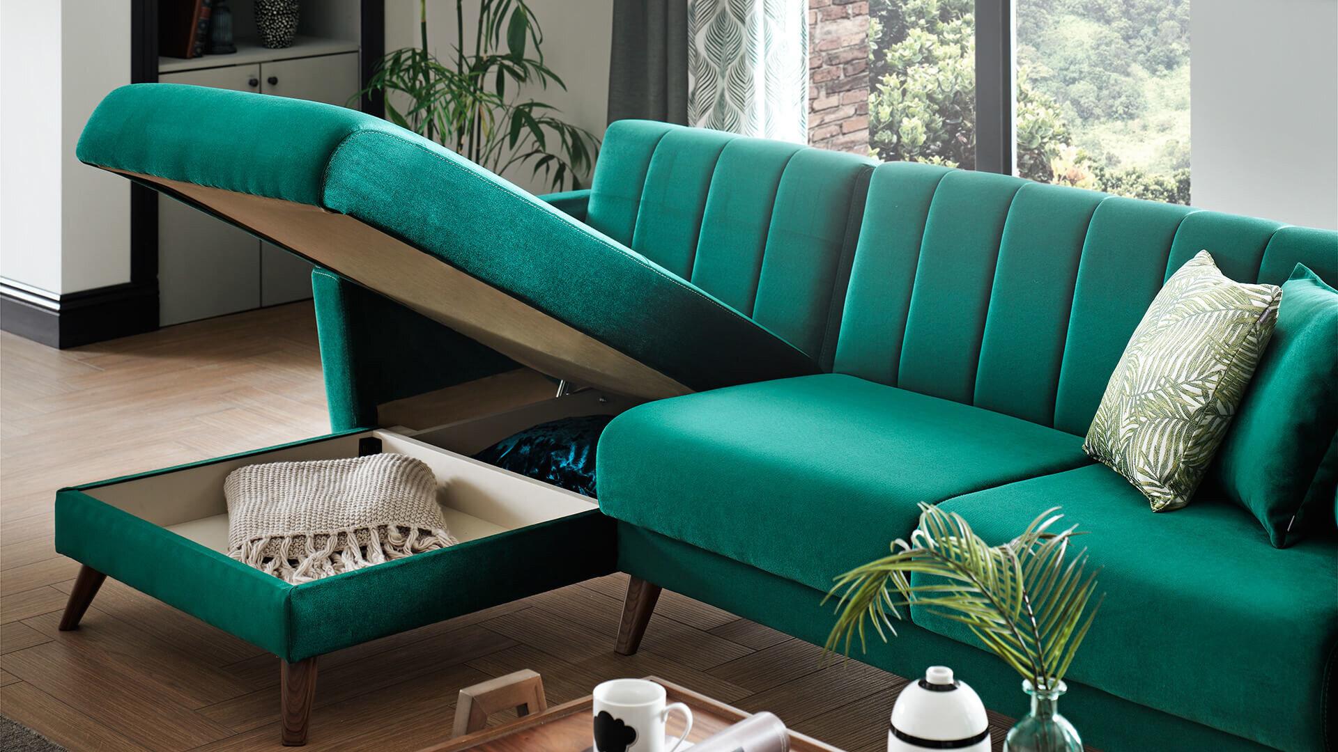 Loft Sectional Sofa Set