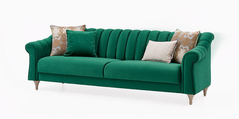 Alice Three Seater Sofa Bed