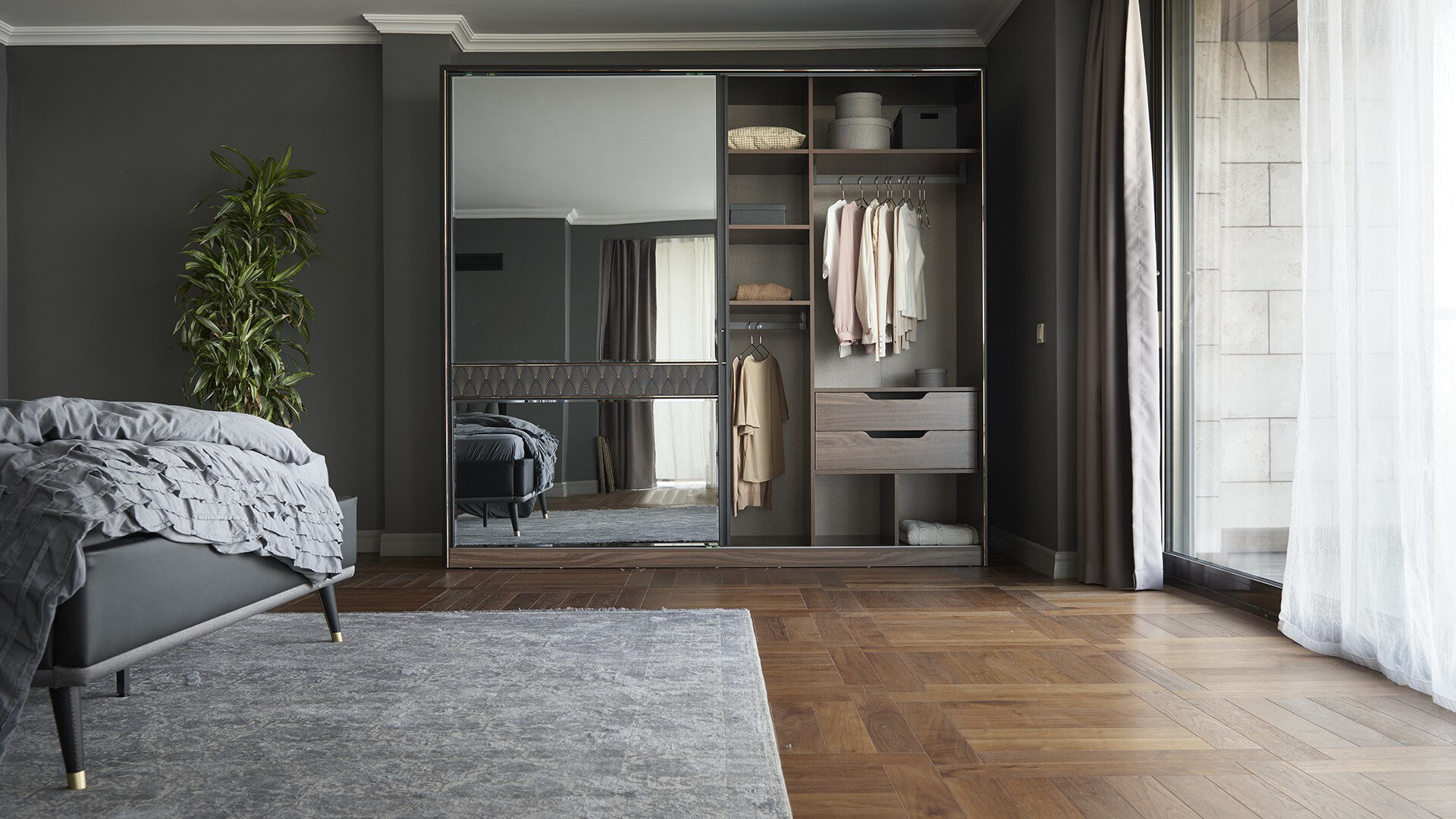 Diamond Bedroom Set