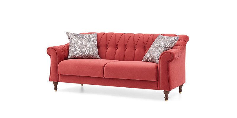 Laura Two Seater Sleeper Storage Sofa
