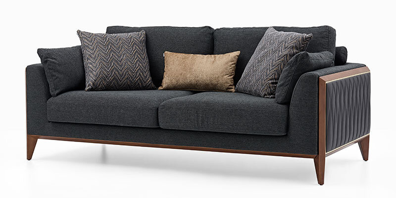 Logan Two Seater Sofa
