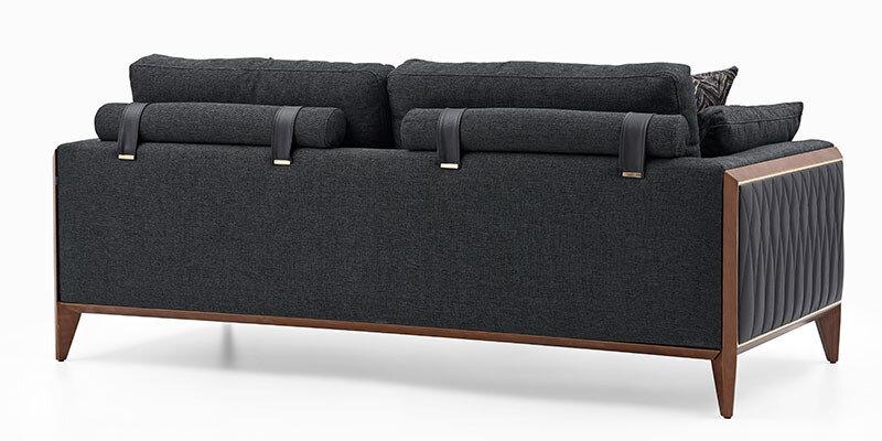 Logan Two Seater Sofa