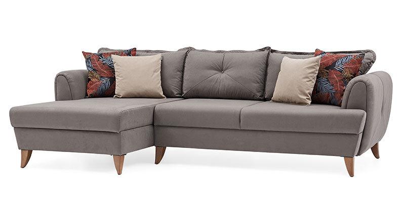 Como Corner Sofa Bed With Chest