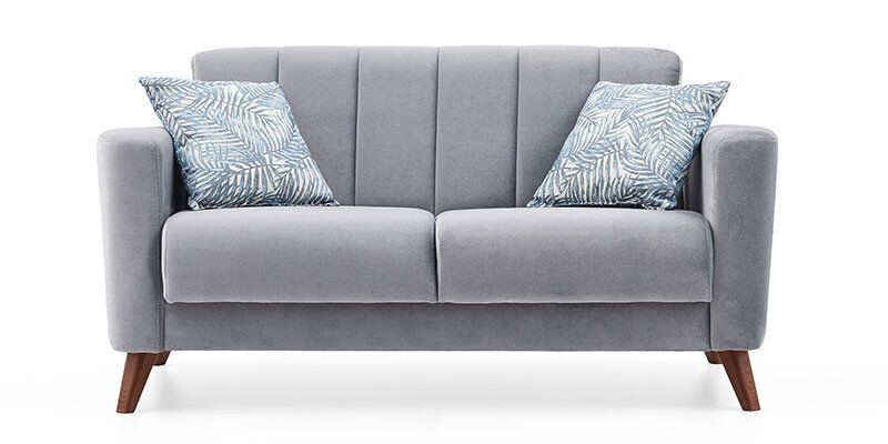 Loft 2 Seater Sofa Bed With Chest