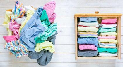 KonMari ile Tanışın! KonMari Yöntemi ile 6 Adımda Ev Düzenleme