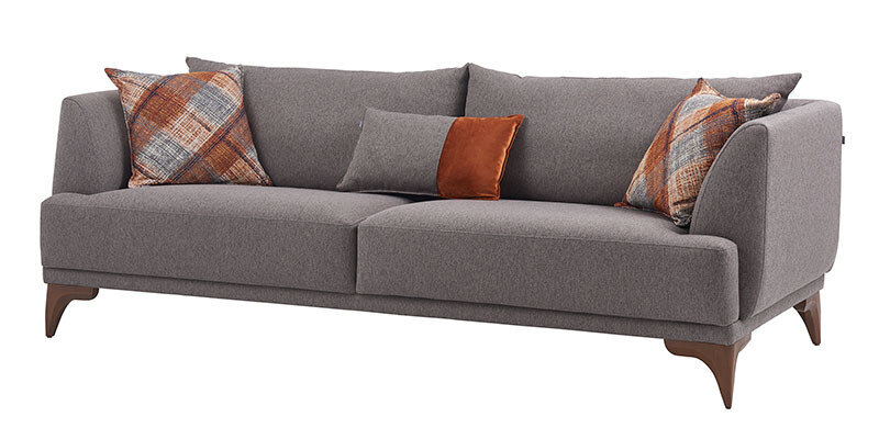 Luna Three Seater Sofa