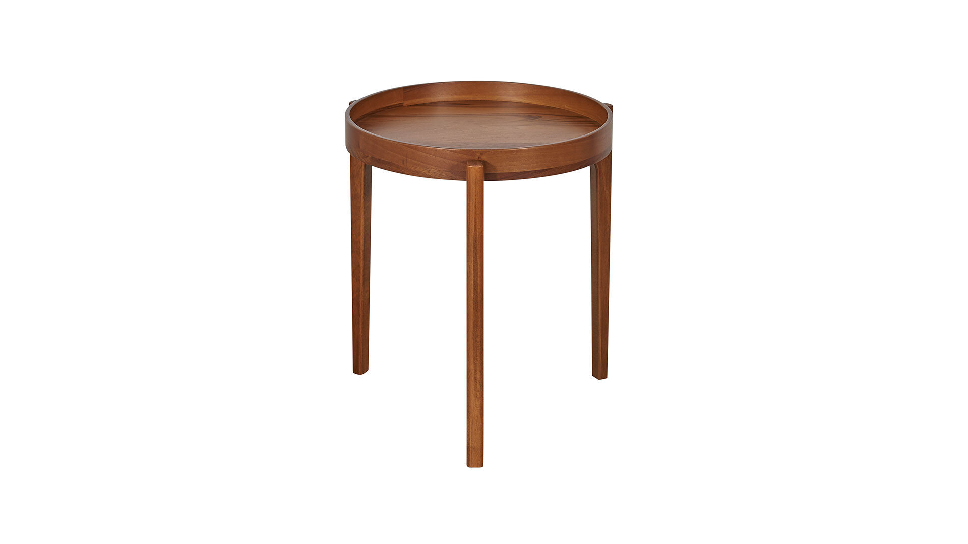 Felix Side Table (Natural Walnut)