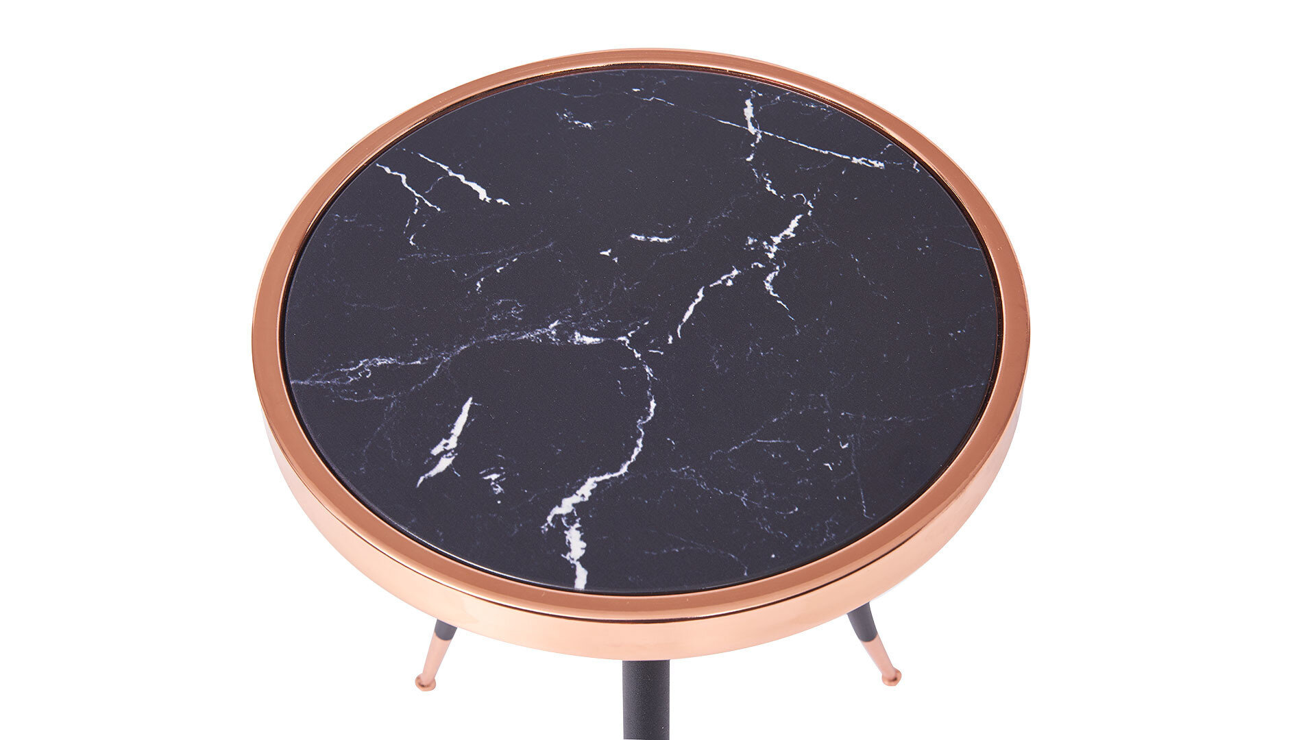Montana Side Table - Marble