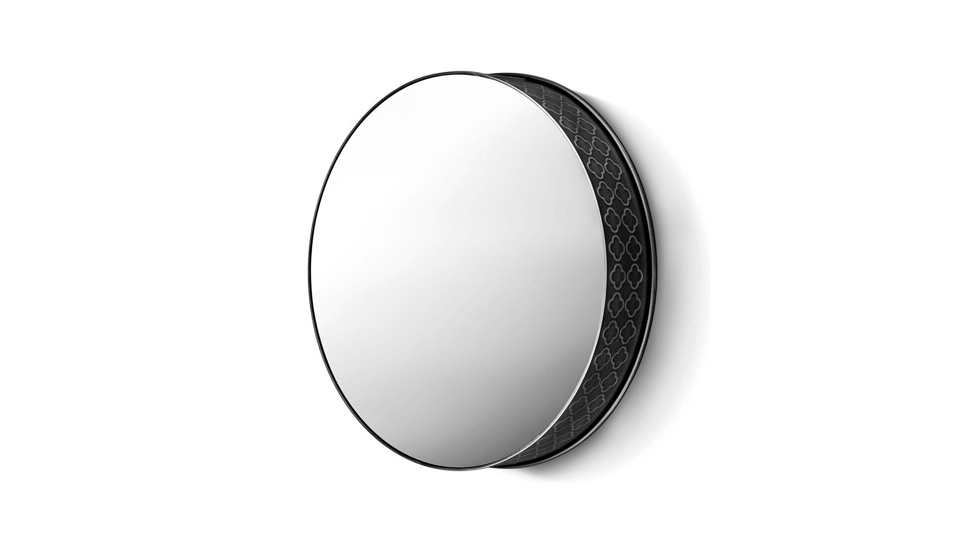 Diamond Mirror -Black
