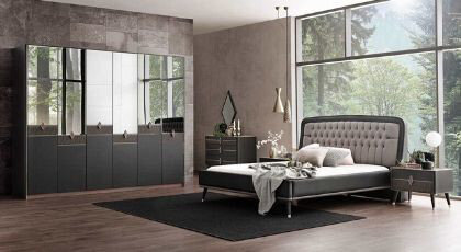 Luxury Bedroom Ideas: Open Your Eyes to a Shining Day