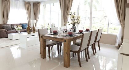Living Room-Dining Room Combo Ideas With Tricks