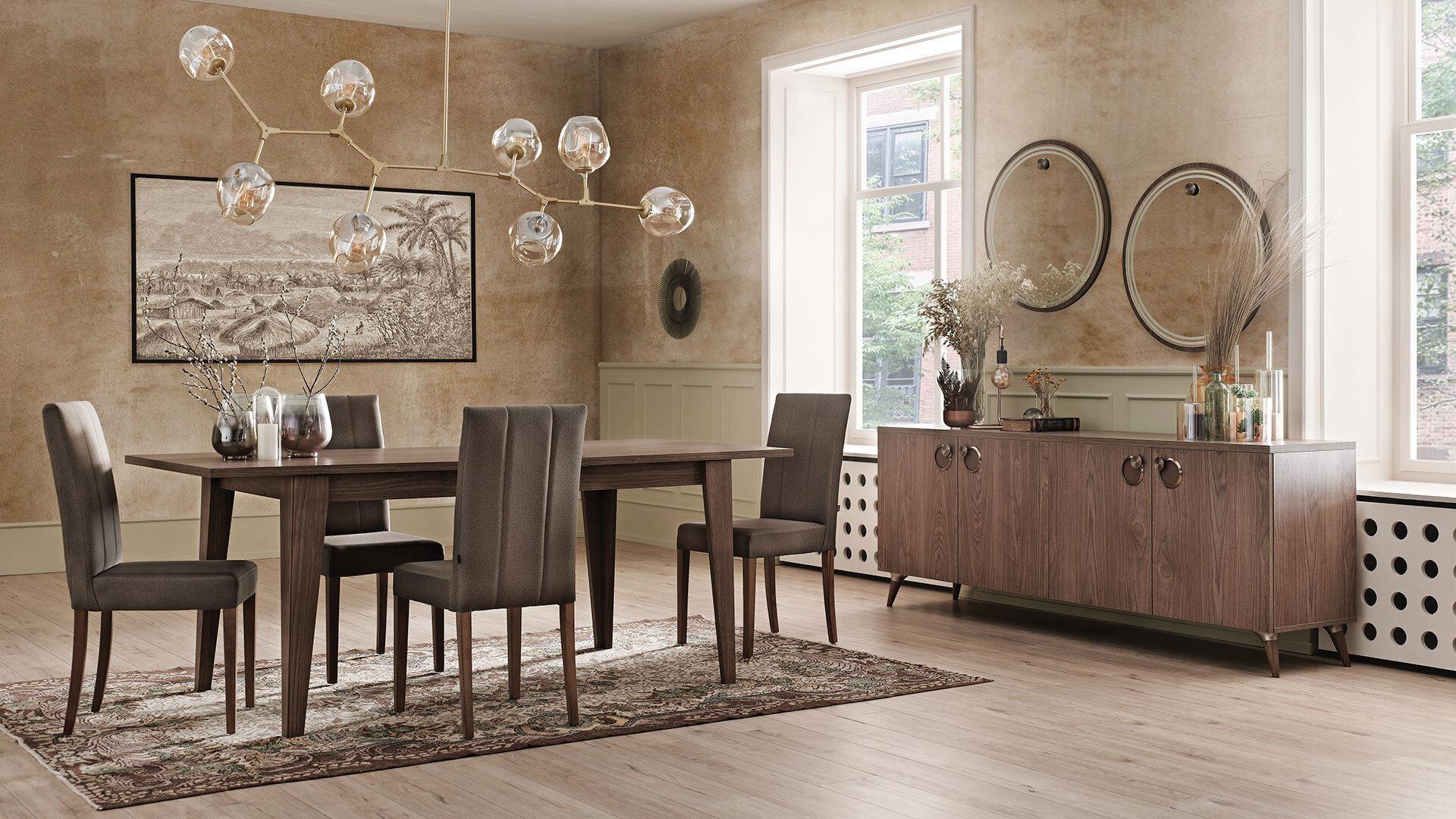 Clara Dining Room