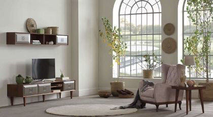 13 Different TV Stand Ideas to Stylize Your Home