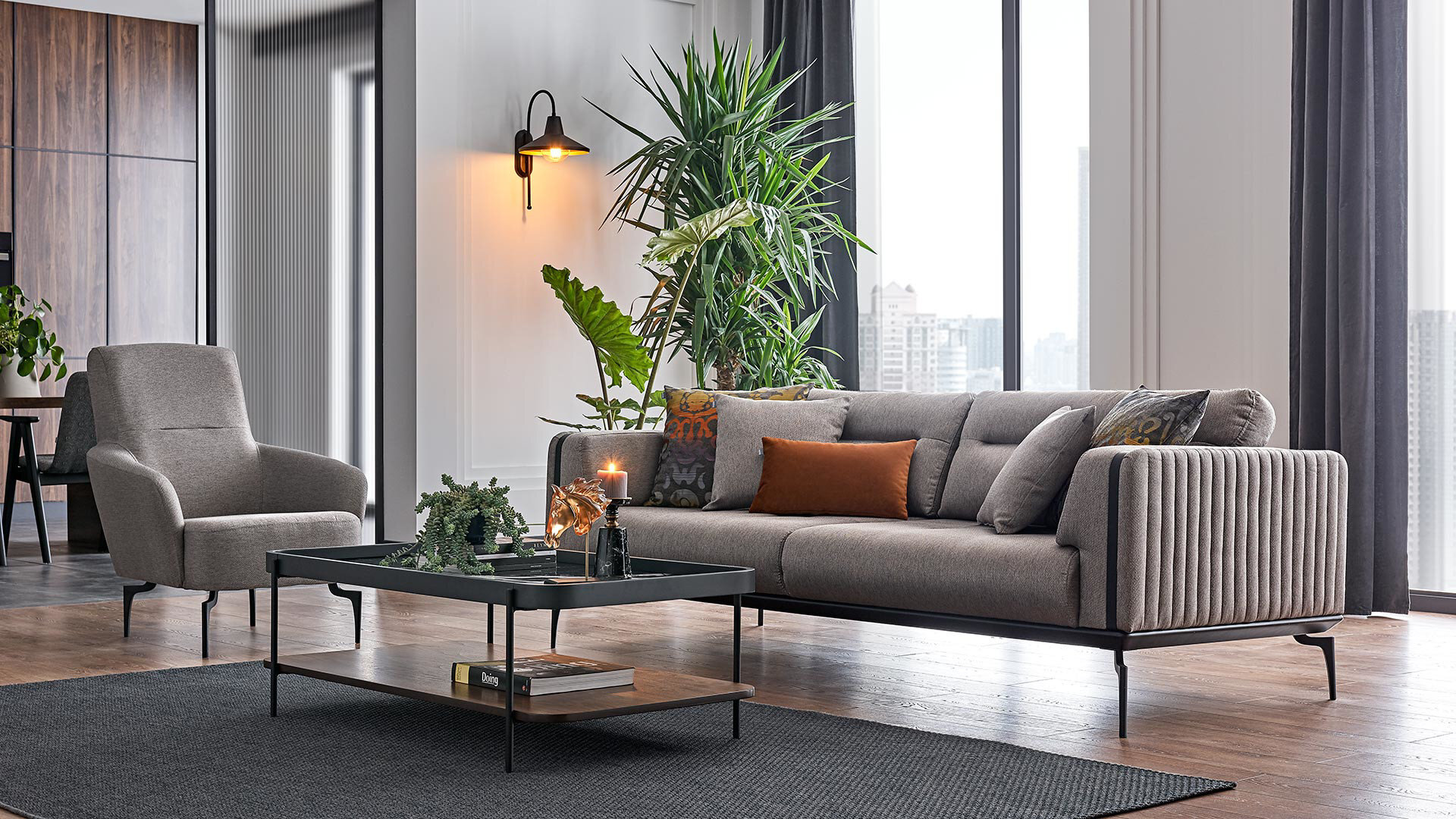 Ornella Sofa Set