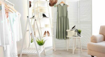 Giyinme Odaları İçin 8 Fonksiyonel Dekorasyon Önerisi