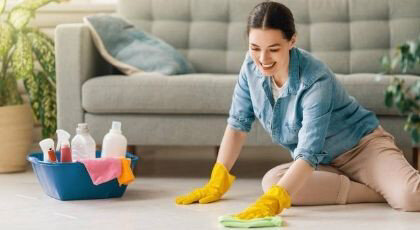 How to Clean a Messy House? House Cleaning Steps