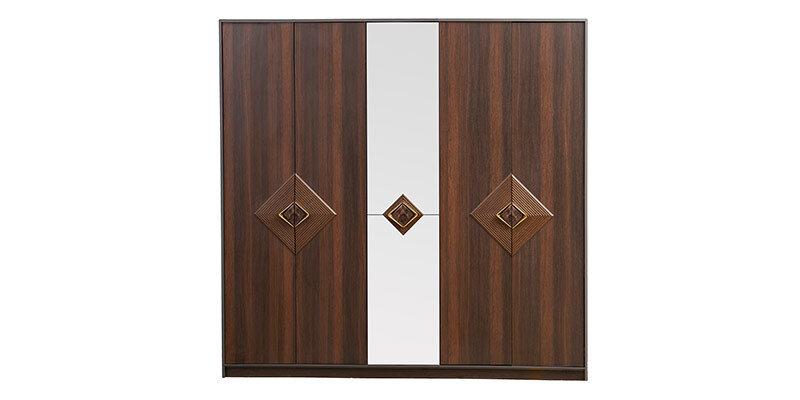Valentin 5 Doors Wardrobe