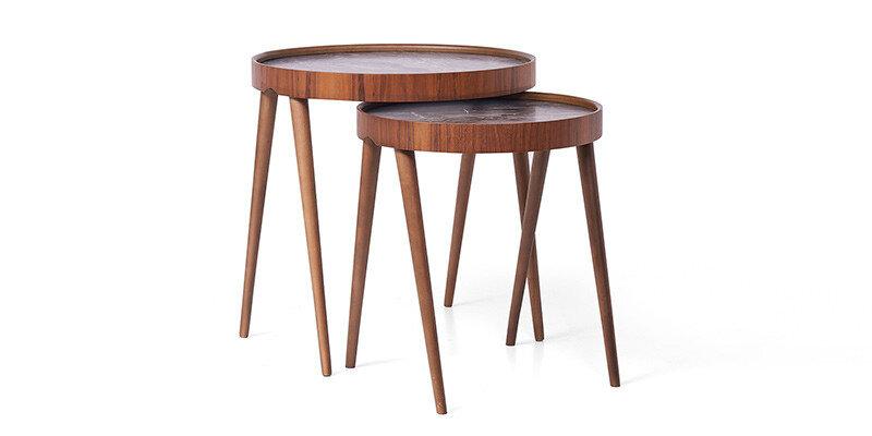 Bran Side Table