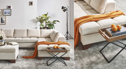 How to Clean Suede Furniture in 5 Steps