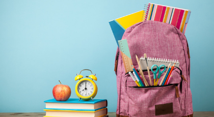 Okula Dönüş İçin Kapsamlı Okul Alışverişi Listesi