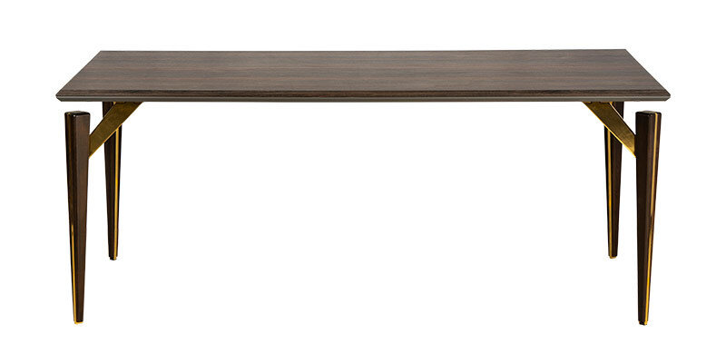 Valentin Dining Table - Metal Leg