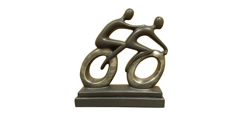 Cross Bisiklet Çift Obje