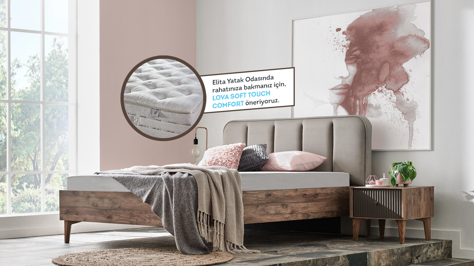 Elıta Yatak Odası